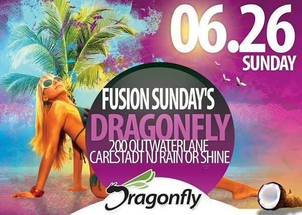 Fusion Sunday - Dragonfly