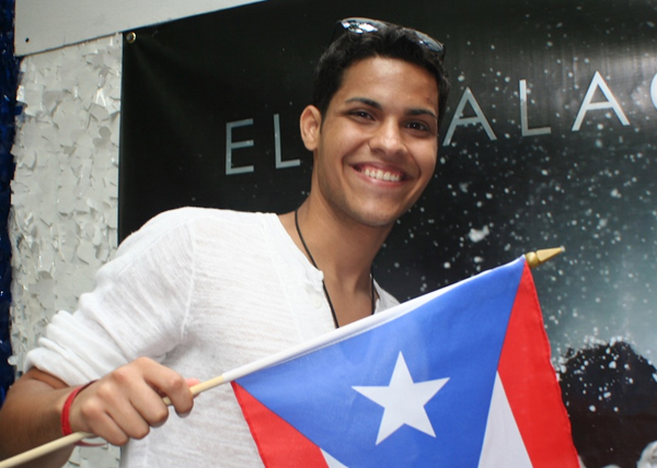 Eli Palacios PR Parade