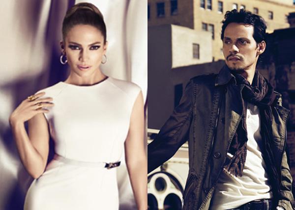 Jennifer and Marc clothing line