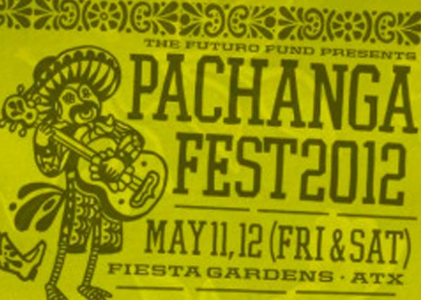 Pachanga Festival 2012