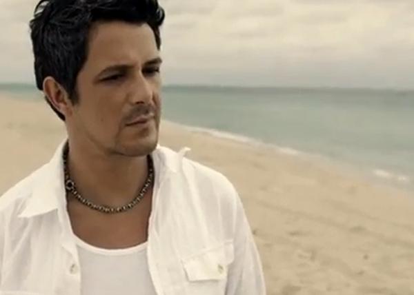 New Video: Alejandro Sanz No Me Compares