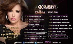 Gloria Trevi Tour