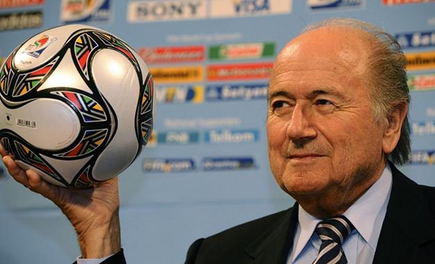 Sepp Blatter fifa president