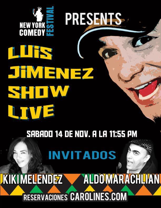 Luis Network Carolines